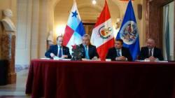 Traspaso presidencia de Cumbre de las Américas de Panamá a Perú 3