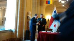 Traspaso presidencia de Cumbre de las Américas de Panamá a Perú 4