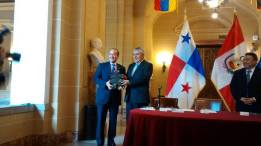 Traspaso presidencia de Cumbre de las Américas de Panamá a Perú 5