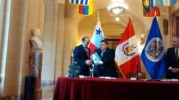 Traspaso presidencia de Cumbre de las Américas de Panamá a Perú 7