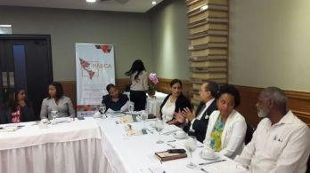 Presentación del Proyecto PASCA antes los representantes de las organizaciones de la sociedad civil de República Dominicana