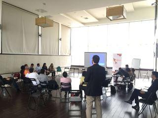 Reunión de las organizaciones miembros del consorcio y puntos focales del proyecto (13 de junio de 2016)