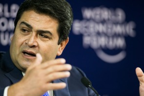 José Orlando Hernández Alvarado - Honduras