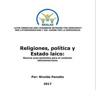 Religiones, política y Estad Laico