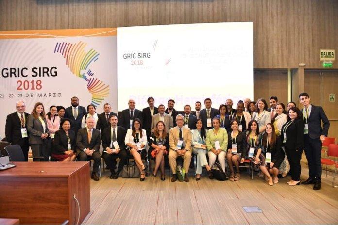 GRIC con sociedad civil - 2 de abril (Foto archivo OEA)